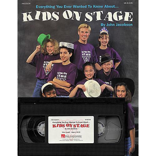 Hal Leonard Kids On Stage Kids On Stage Book And Cd