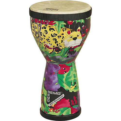 Remo Kid's Percussion Rain Forest Doumbek