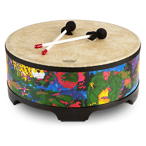 Remo Kid's Percussion Rain Forest Gathering Drum