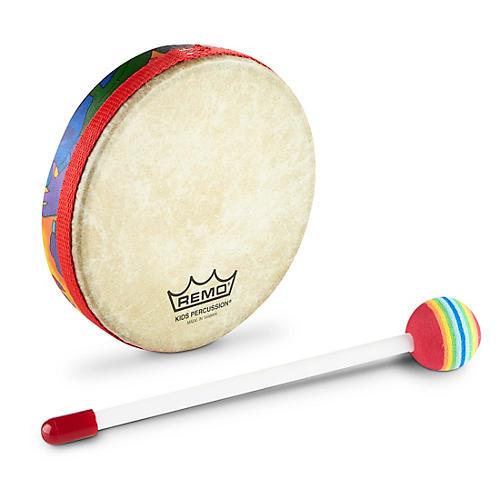 Remo Kid's Percussion Rain Forest Hand Drum  1X6 in.