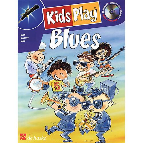 De Haske Music Kids Play Blues (Oboe) De Haske Play-Along Book Series Written by Klaas de Jong-thumbnail