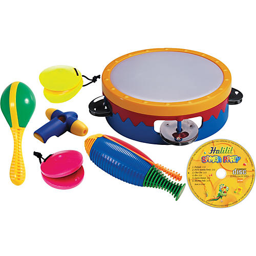 Hohner Kids Samba Rhytm Set with CD