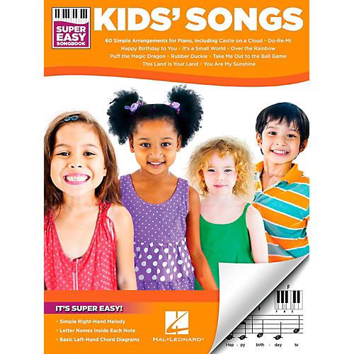 Hal Leonard Kids' Songs - Super Easy Songbook-thumbnail