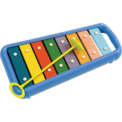 Hohner Kids Toddler Glockenspiel with Bag and Safety Mallet-thumbnail