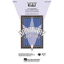 Hal Leonard Kids! (from Bye Bye Birdie) ShowTrax CD Arranged by Alan Billingsley