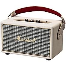 Marshall Kilburn Portable Bluetooth Speaker, Black Level 1 Cream