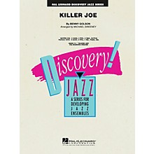 Hal Leonard Killer Joe Jazz Band Level 1.5 Arranged by Michael Sweeney