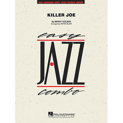 Hal Leonard Killer Joe Jazz Band Level 2 Arranged by Peter Blair-thumbnail