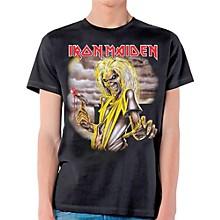 Iron Maiden Killers T-Shirt Medium Black