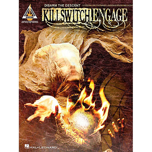 Hal Leonard Killswitch Engage - Disarm The Descent Guitar Tab Songbook-thumbnail