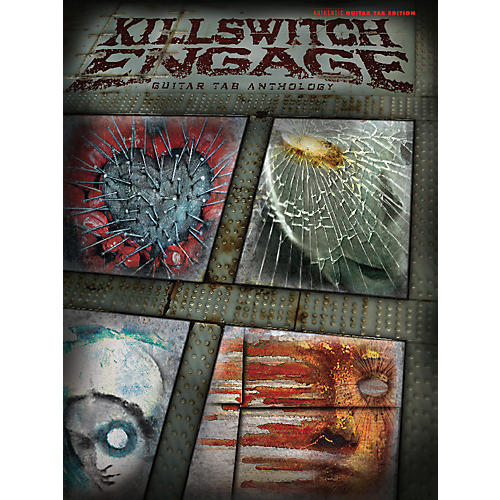 Hal Leonard Killswitch Engage Guitar Tab Anthology (Book)