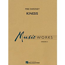 Hal Leonard Kinesis Concert Band Level 3 Composed by Michael Sweeney