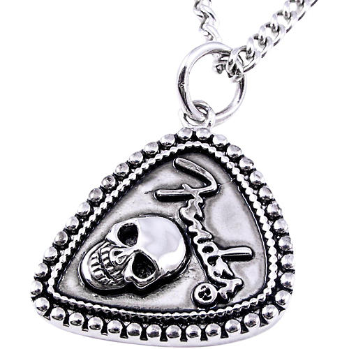 Fender King Baby Skull Pick Necklace-thumbnail