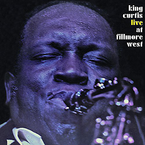 Alliance King Curtis - Live at Fillmore Qwest