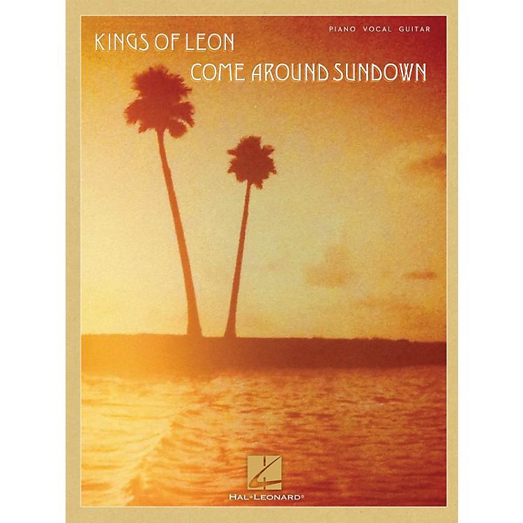 Hal LeonardKings Of Leon - Come Around Sundown PVG Songbook