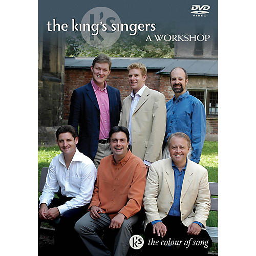 Hal Leonard King's Singers - A Workshop DVD by The King's Singers