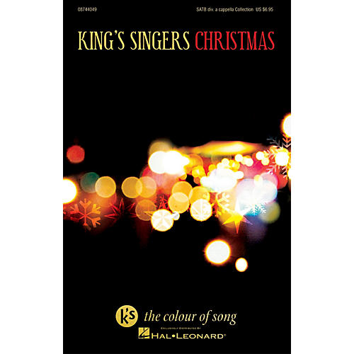 Hal Leonard King's Singers Christmas (Collection) SATB DV A Cappella by The King's Singers-thumbnail