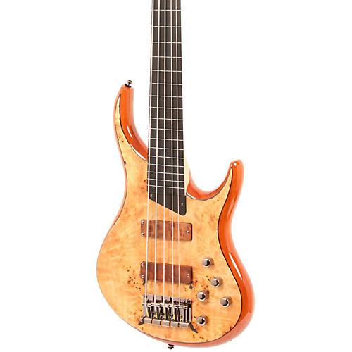 MTD Kingston KZ 5-String Fretless Bass