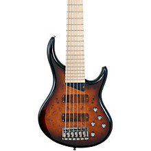 Kingston KZ 6-String Bass Tobacco Sunburst Maple