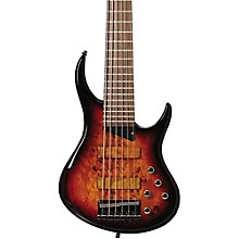 Kingston KZ 6-String Bass Tobacco Sunburst Rosewood