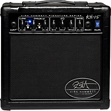 Randall Kirk Hammett Signature Series KH15 Guitar Combo Amp Black