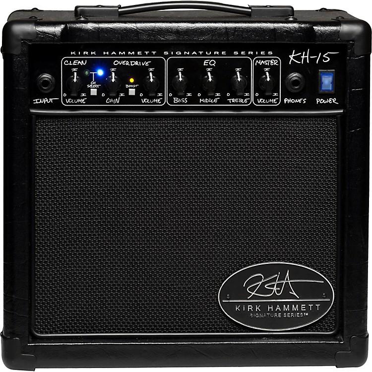 RandallKirk Hammett Signature Series KH15 Guitar Combo AmpBlack