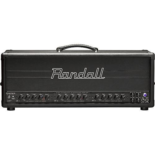 Randall Kirk Hammett Signature Series RM100KH 100W Tube Guitar Amp Head