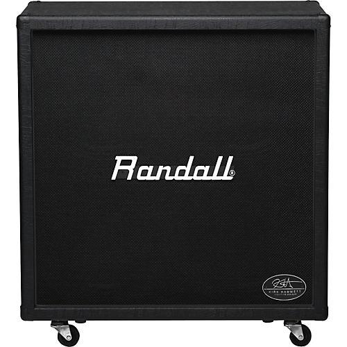 Randall Kirk Hammett Signature Series RS412KH100 400W 4x12 Guitar Speaker Cabinet