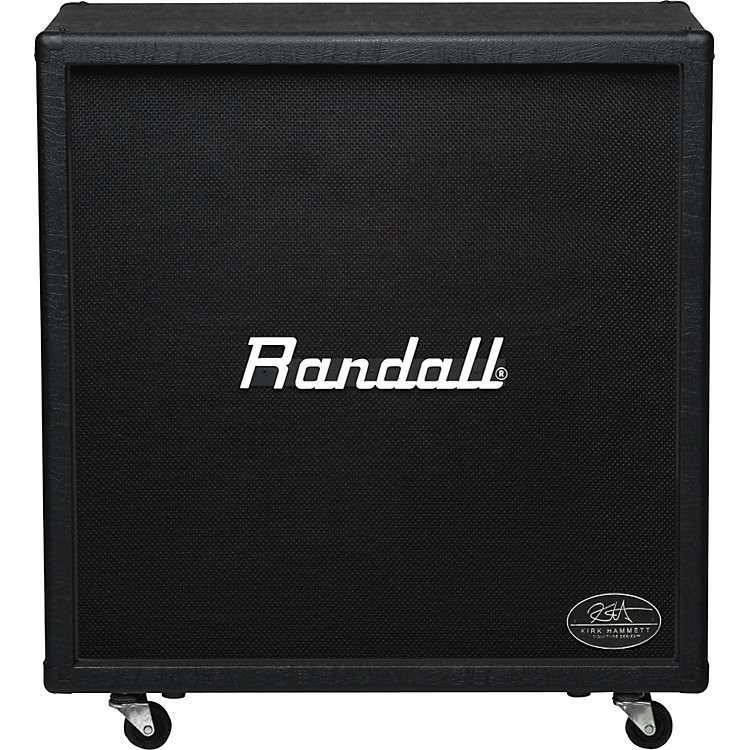 RandallKirk Hammett Signature Series RS412KH100 400W 4x12 Guitar Speaker Cabinet