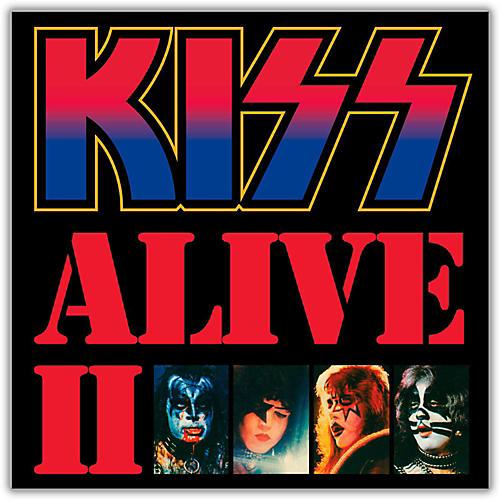 Universal Music Group Kiss - Alive II Vinyl LP-thumbnail