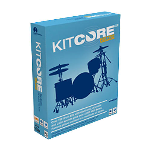 Submersible Music KitCore Deluxe 2 Drum Software