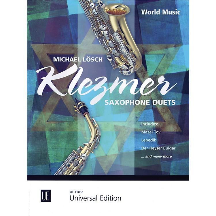 Carl FischerKlezmer Saxophone Duets (Book + Sheet Music)