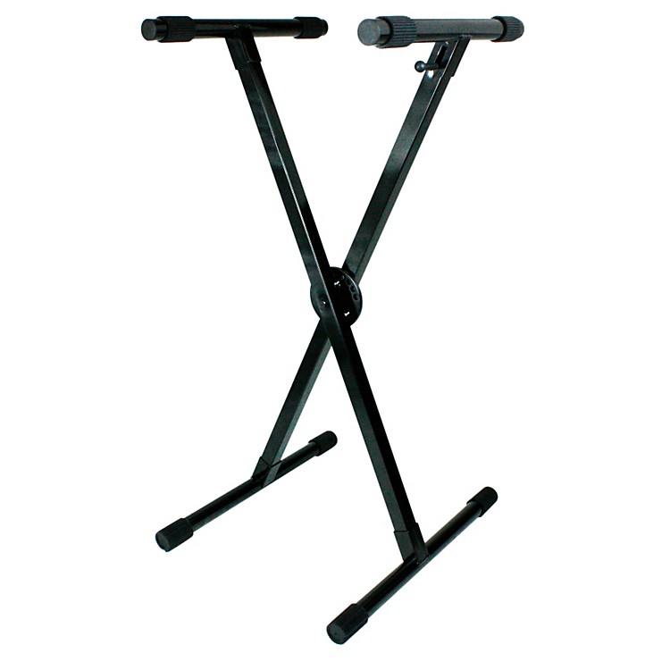 Strukture Knockdown 1X Keyboard Stand Black