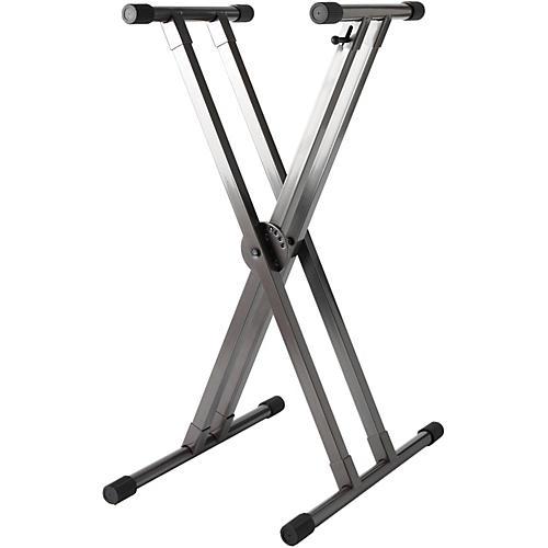 Strukture Knockdown 2X Keyboard Stand Gun Metal