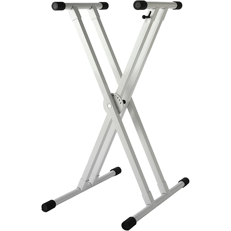 Strukture Knockdown 2X Keyboard Stand White