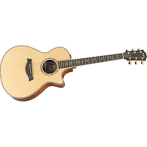 Taylor Koa Series K12CE Grand Concert Acoustic-Electric Guitar-thumbnail
