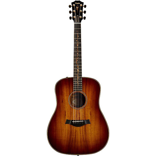 Taylor Koa Series K20e Dreadnought Acoustic-Electric Guitar-thumbnail