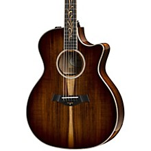 Taylor Koa Series K24ce Limited Edition Grand Auditorium Acoustic-Electric Guitar