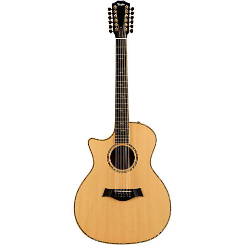 Taylor Koa Series K54ce Grand Auditorium Left-Handed Acoustic-Electric 12-String Guitar