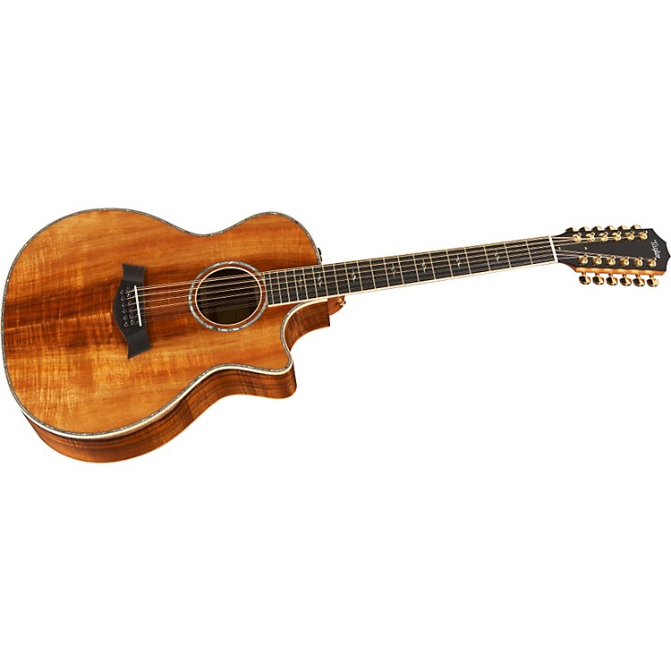 Taylor Koa Series K64ce 12-String Grand Auditorium Acoustic-Electric Guitar