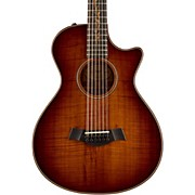 Koa Series Limited Edition K62ce 12-String Grand Concert Acoustic-Electric Guitar Shaded Edge Burst