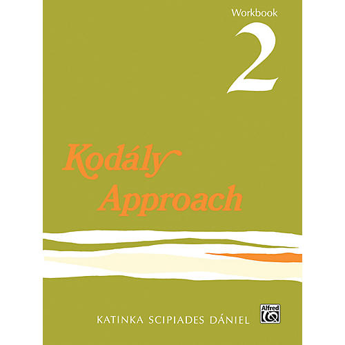 Alfred Kodely Approach Workbook 2-thumbnail