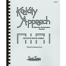 Shawnee Press Kodály Approach (Method Book Three - Textbook) Book