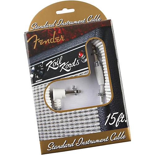 Fender KoilKords Standard Instrument Cable