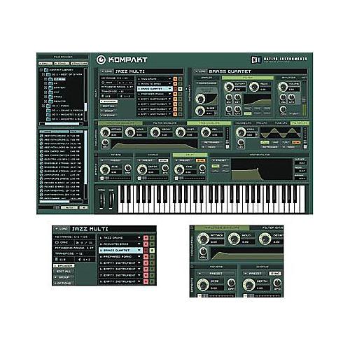 Native Instruments Kompakt Software Sampler-thumbnail