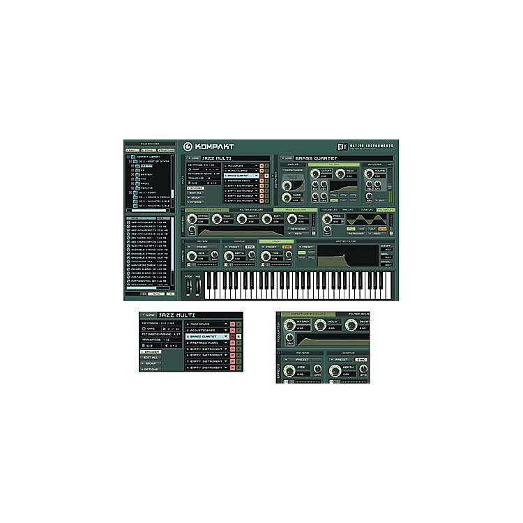 Native InstrumentsKompakt Software Sampler
