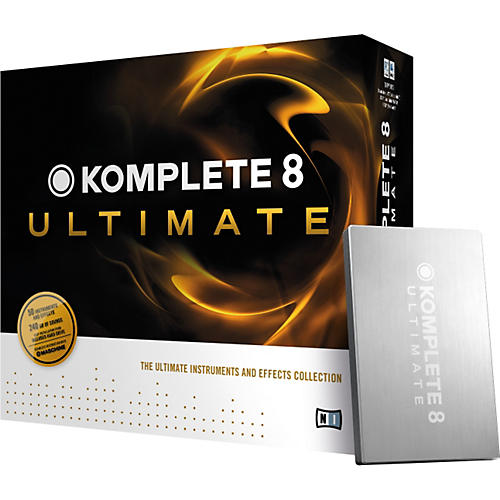 Native Instruments Komplete 8 Ultimate Upgrade-thumbnail