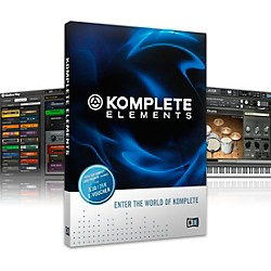 Komplete Elements Software