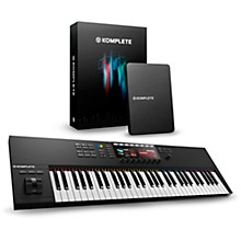 Native Instruments Komplete Kontrol S61 MKII with KOMPLETE 11