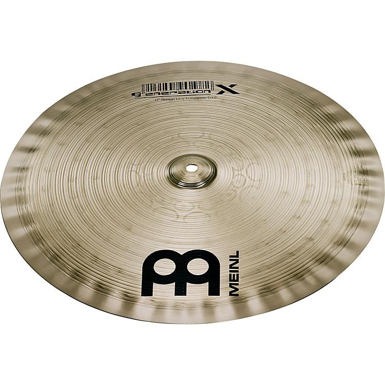 MeinlKompressor Crash Cymbal17 Inches